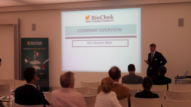 BioChek VIV Europe Seminar, May 21st