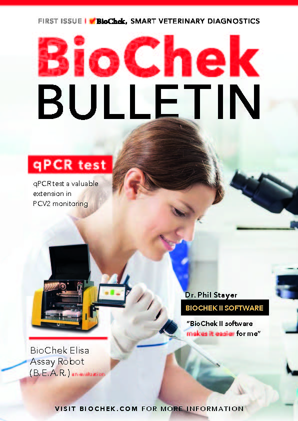 New Newsletter: BioChek Bulletin