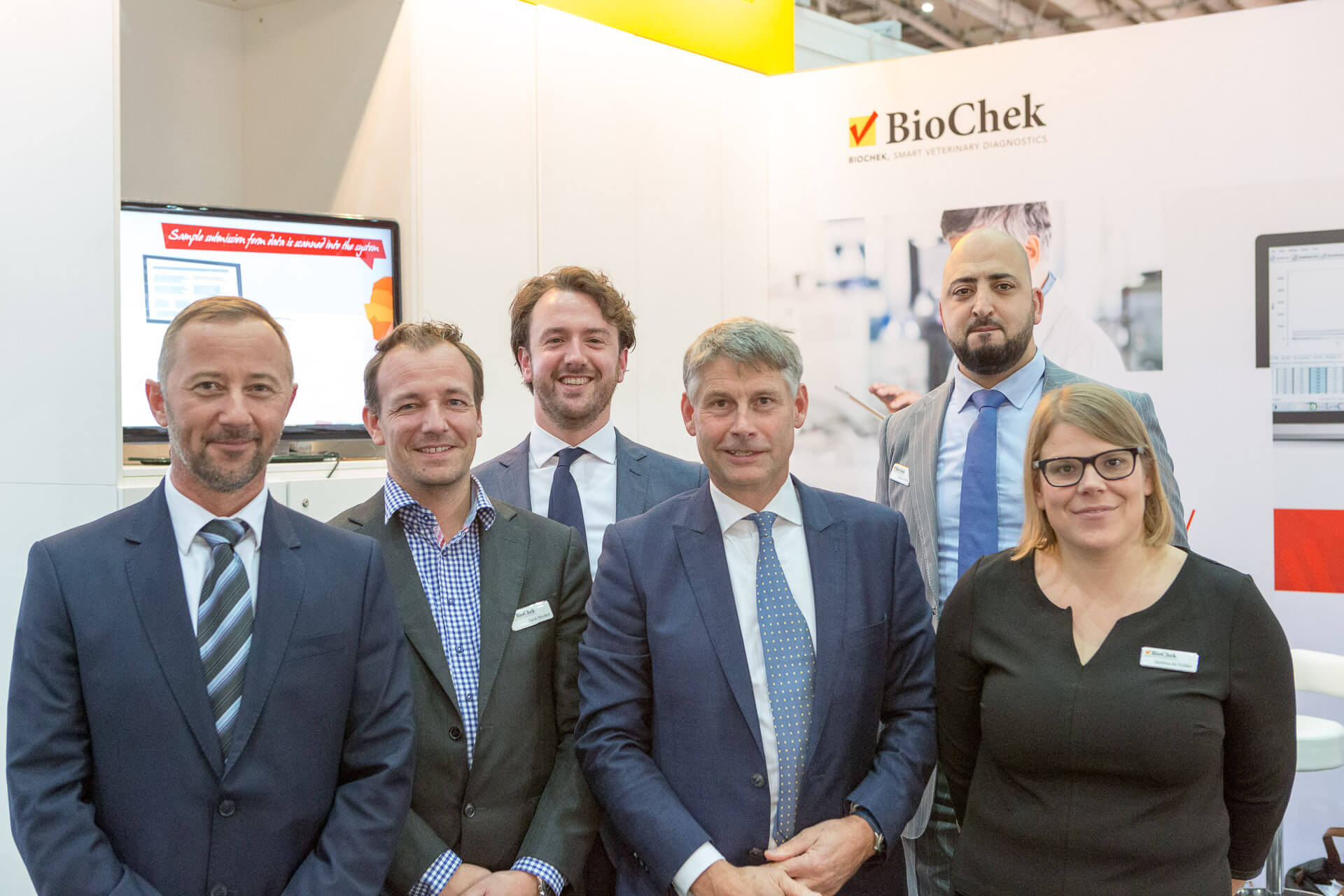 Come see BioChek at Eurotier (Nov 15 – 18, 2016)