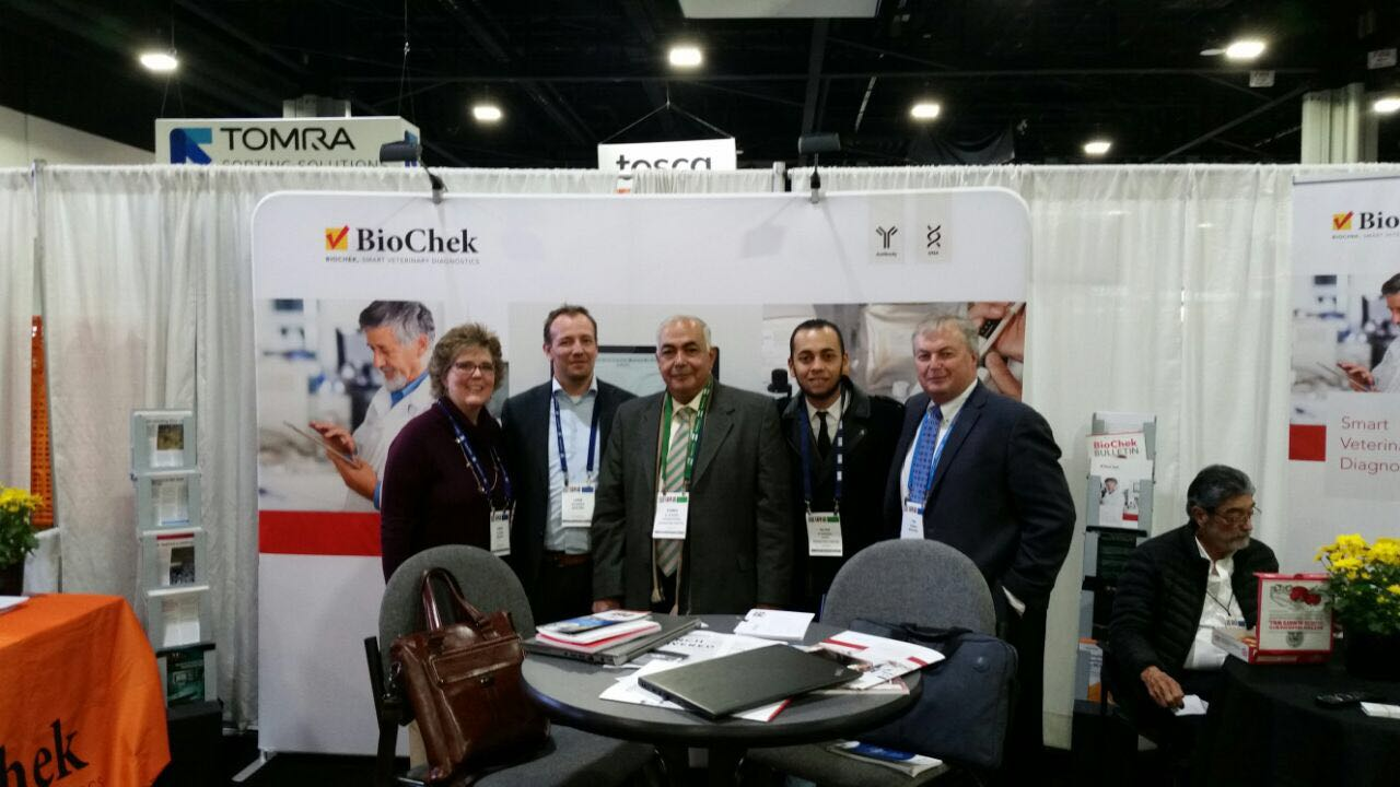 BioChek's participation in the 2017 IPPE