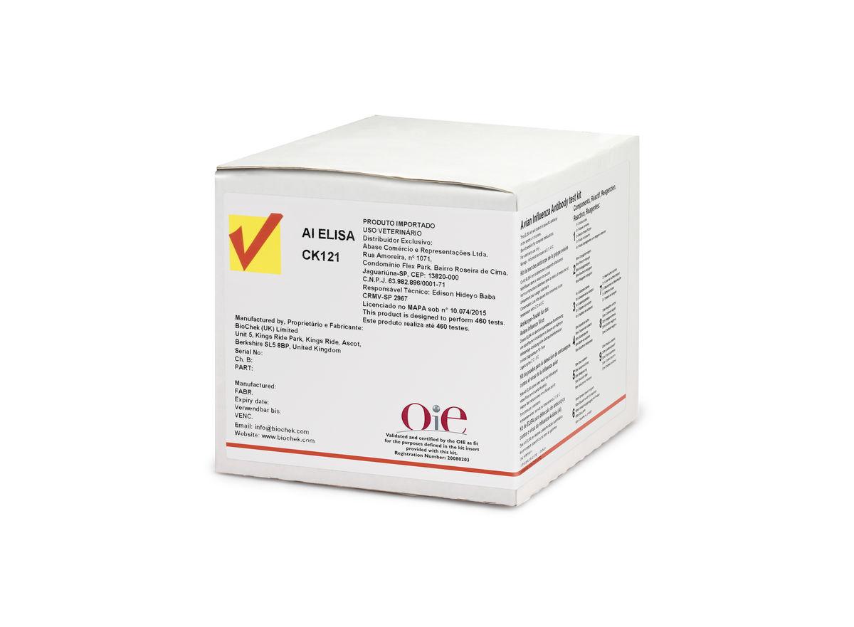 CK121 AI ELISA kit Avian Influenza Antibody