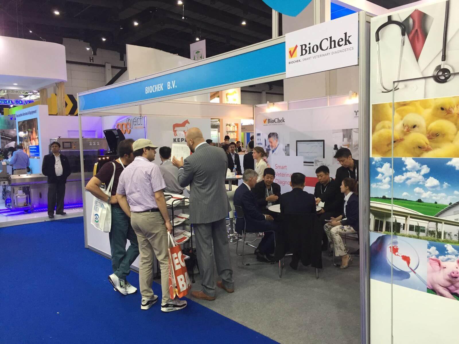 BioChek at VIV Asia, March 2017