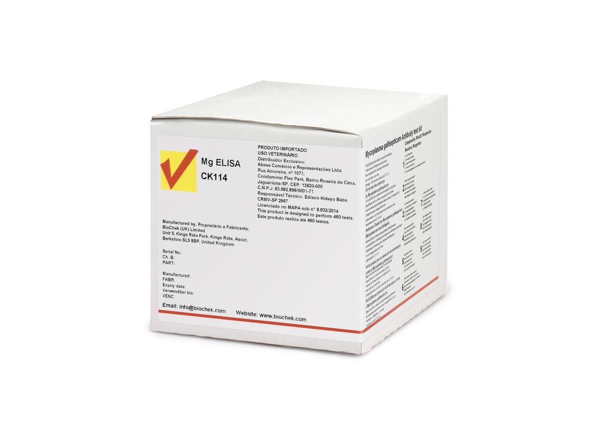 CK114 Mg ELISA