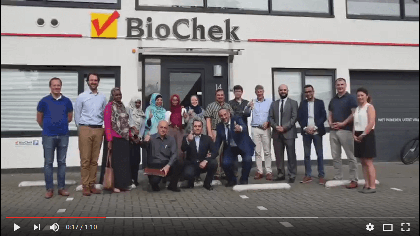 BioChek Lab Training Video