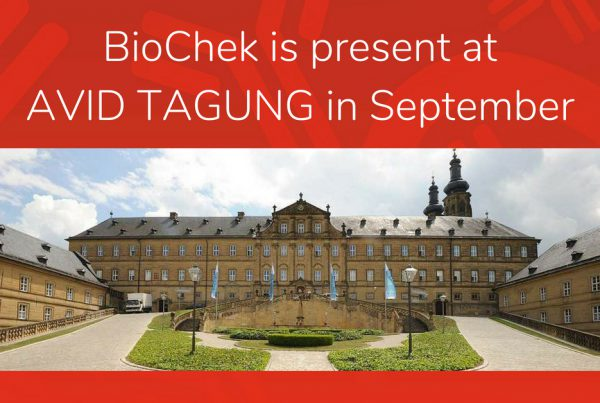 BioChek is present at AVID Tagung