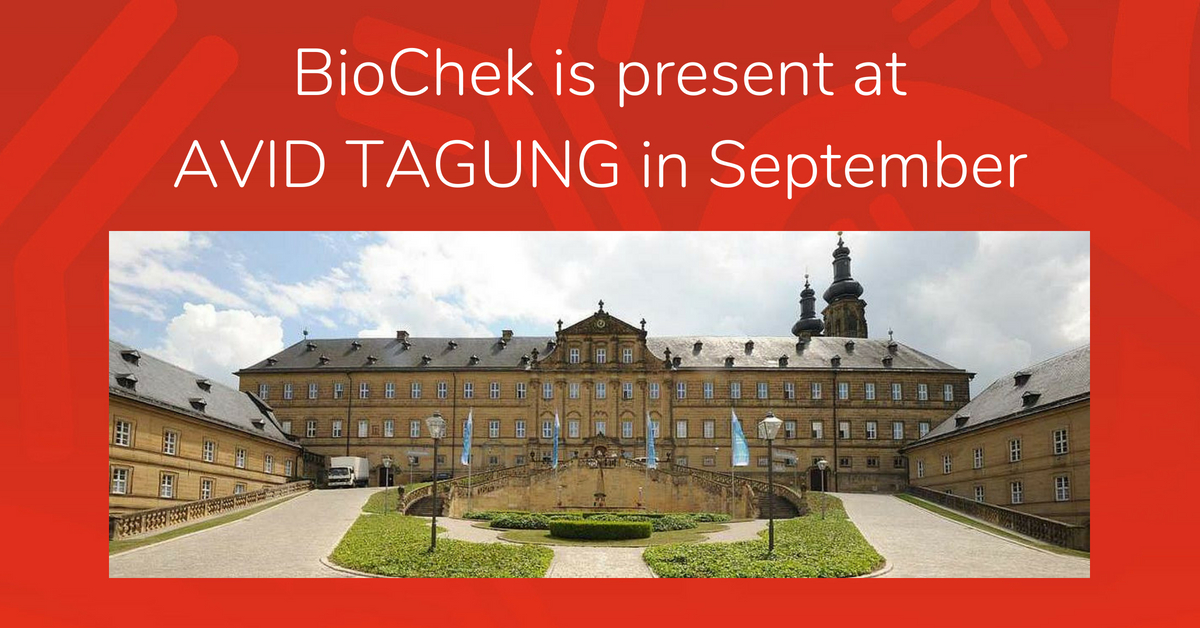 BioChek was present at AVID Tagung
