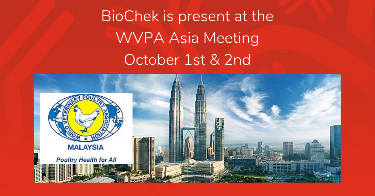 BioChek was present at the WVPA