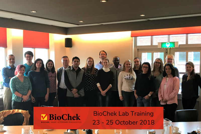 BioChek Lab Training October 2018