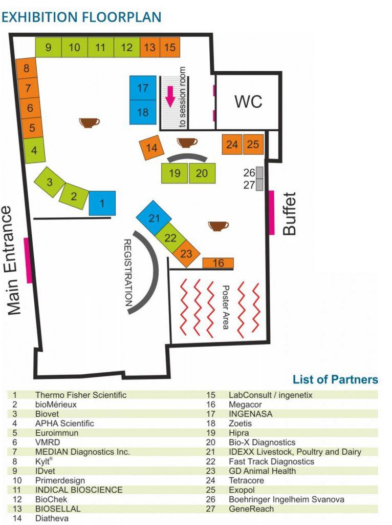 EAVLD Floorplan BioChek