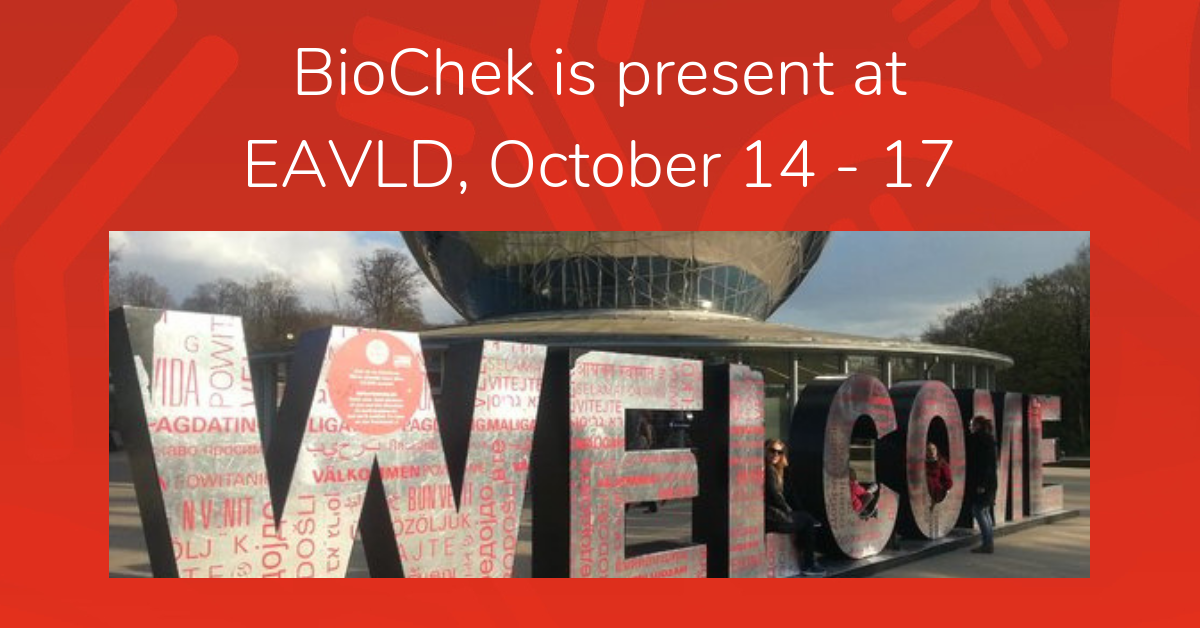 BioChek was present at the 5th EAVLD