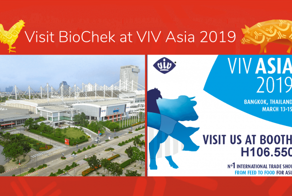BioChek at VIV Asia