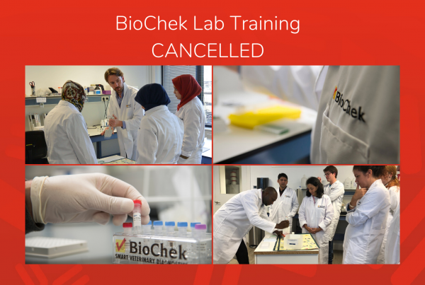 Lab Training April 2020 CANCELLED