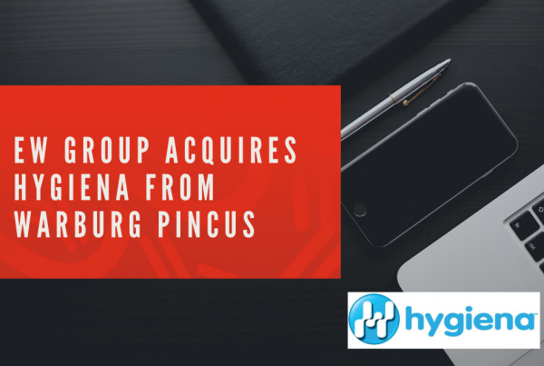 EW GROUP announces the acquisition of Hygiena from Warburg Pincus