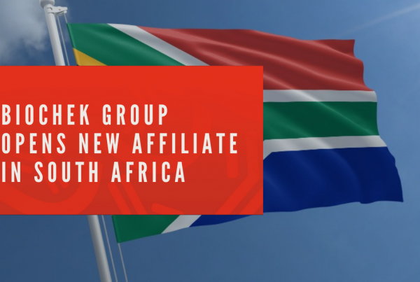 BioChek Group opens new affiliate in South Africa
